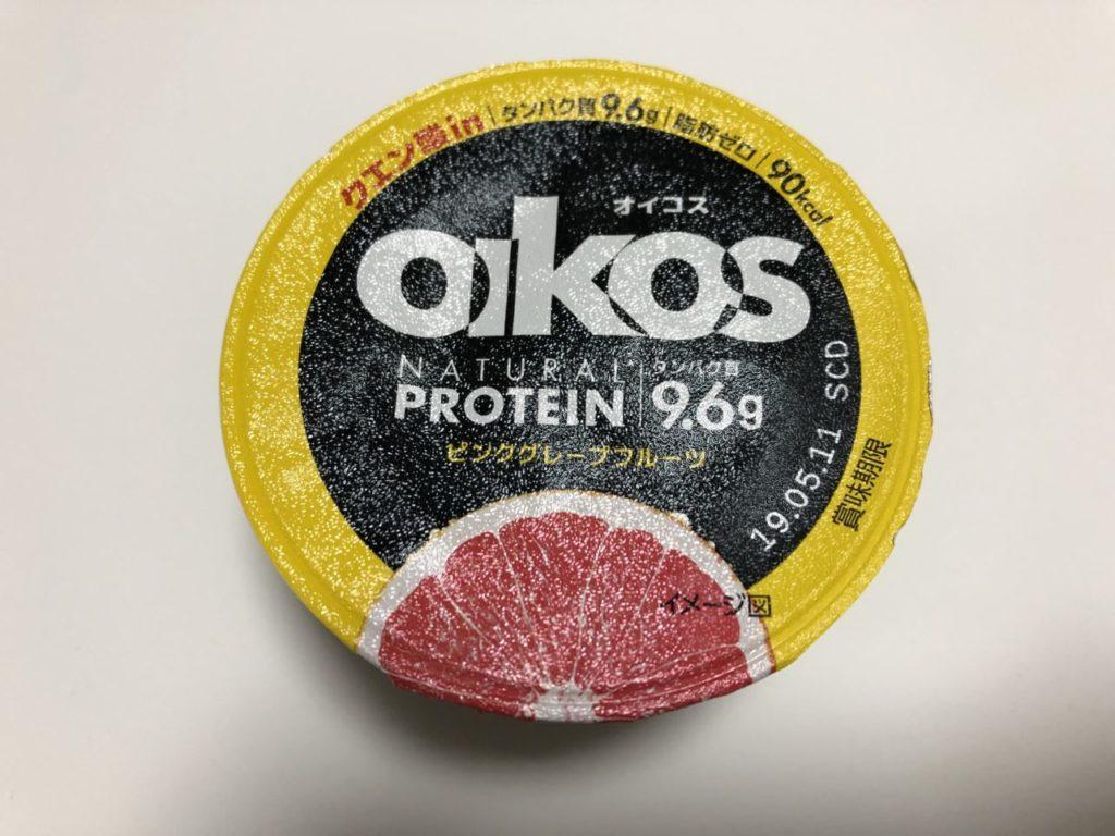 オイコス ピンクグレープフルーツ
